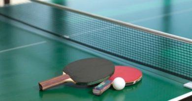 Настольный теннис в Королёве Юбилейном