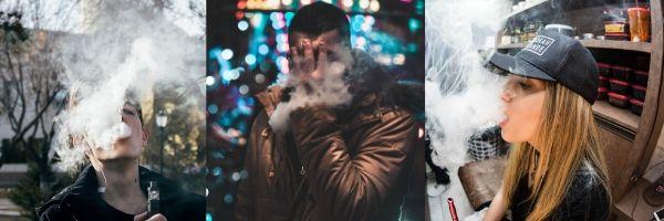 Вейп в США запретили. Загадочная болезнь у вейперов от электронных сигарет