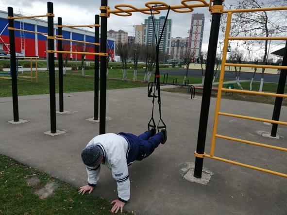Тренировка раз в неделю Full body