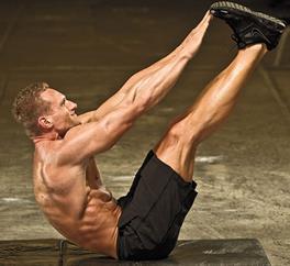 7 лучших упражнений для всех частей тела в домашних условиях
