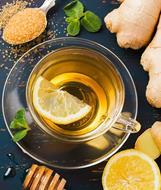 Имбирь с лимоном рецепт здоровья для похудения