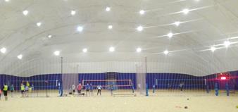 Индивидуальное обучение игре в волейбол, тренировки в Королёве